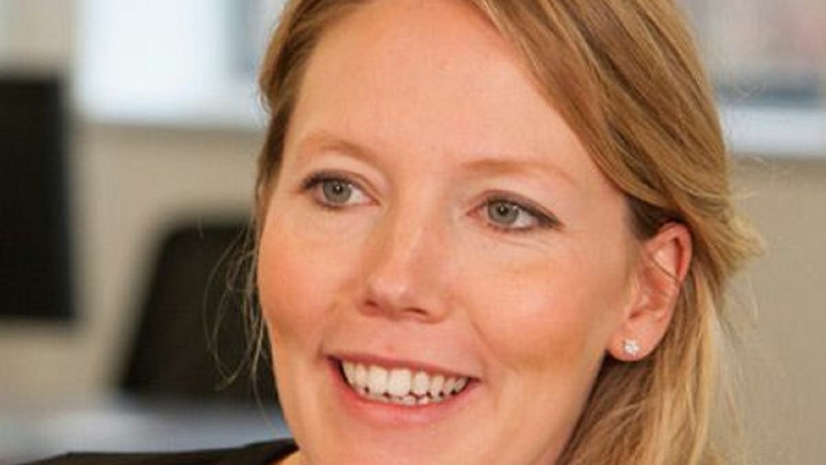 Georgina Gavin (VesselsValue): developing a complimentary mobile version was a natural step