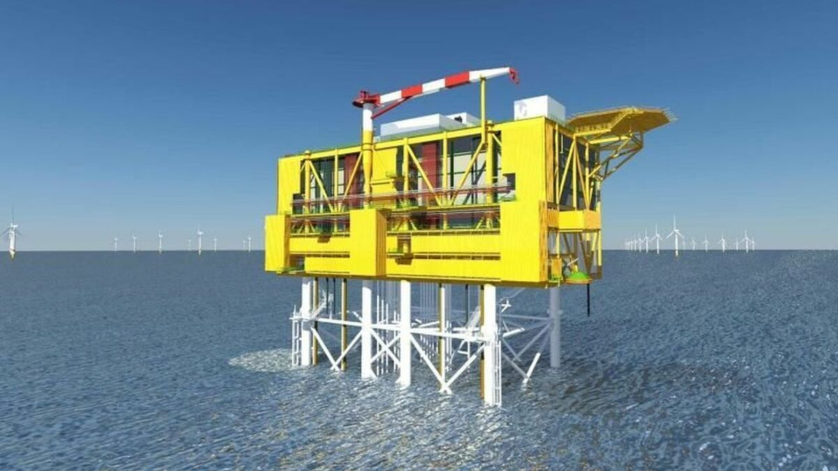 Dutch engineering company signs deal for Sofia HVDC platform