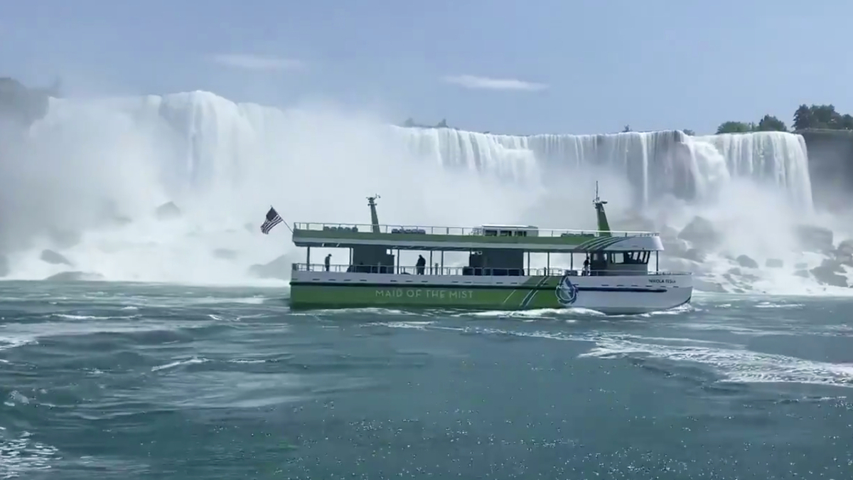 Nikola Tesla, the first all-electric newbuild passenger vessel in the US, will enter service this year at Niagara Falls