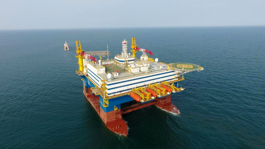 First accommodation vessel heads back to work offshore Brazil