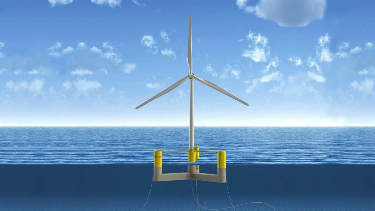 RWE and Diamond Offshore Wind join Maine floating wind demo