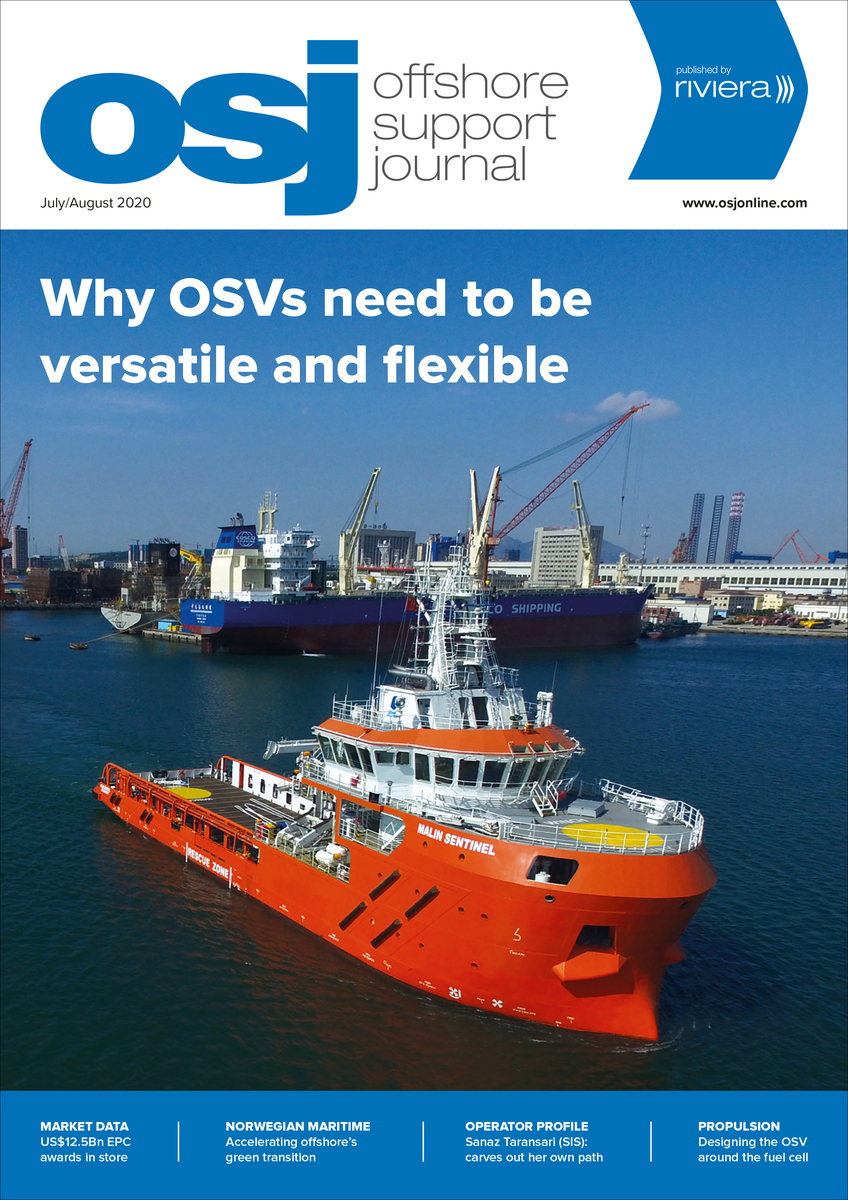Offshore Support Journal July/August 2020