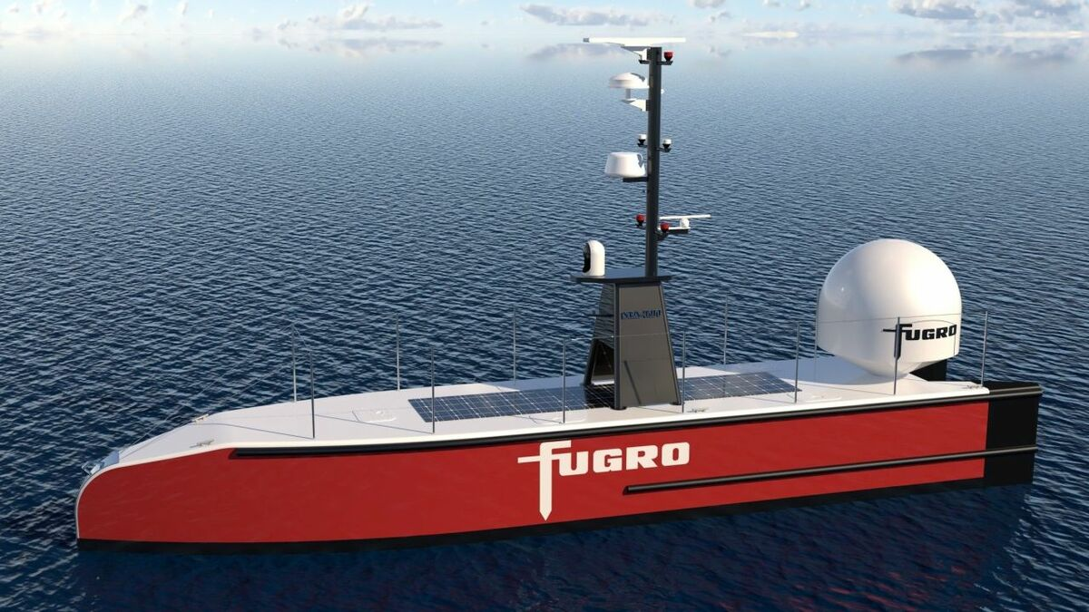 Fugro firms up order for SEA-KIT unmanned vehicles