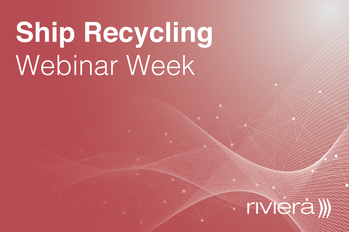 Ship Recycling Webinar Week