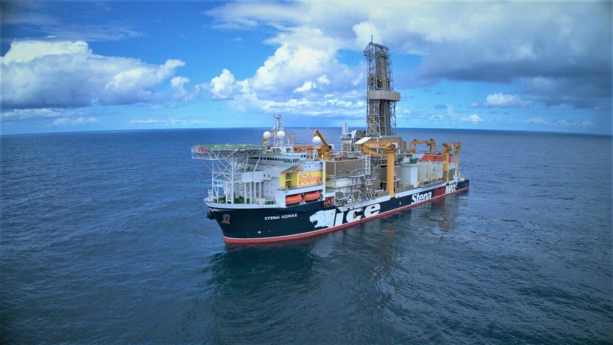 IT systems and software was upgraded on Stena IceMax drillship (source: Stena Drilling)