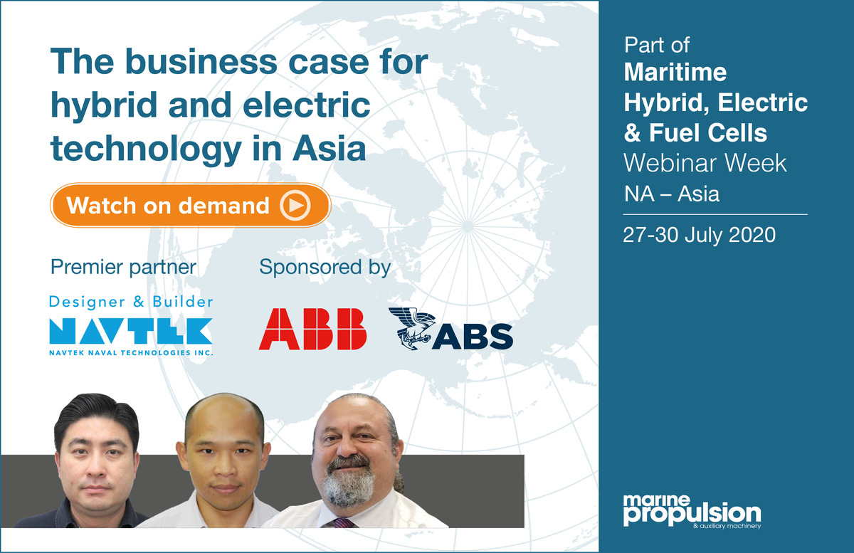 The business case for hybrid and electric technology in Asia