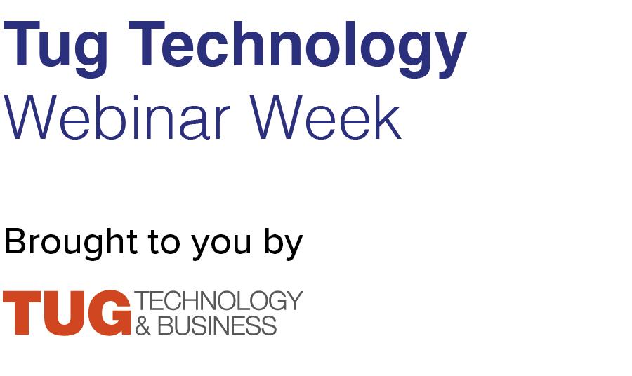 Tug Technology Webinar Week