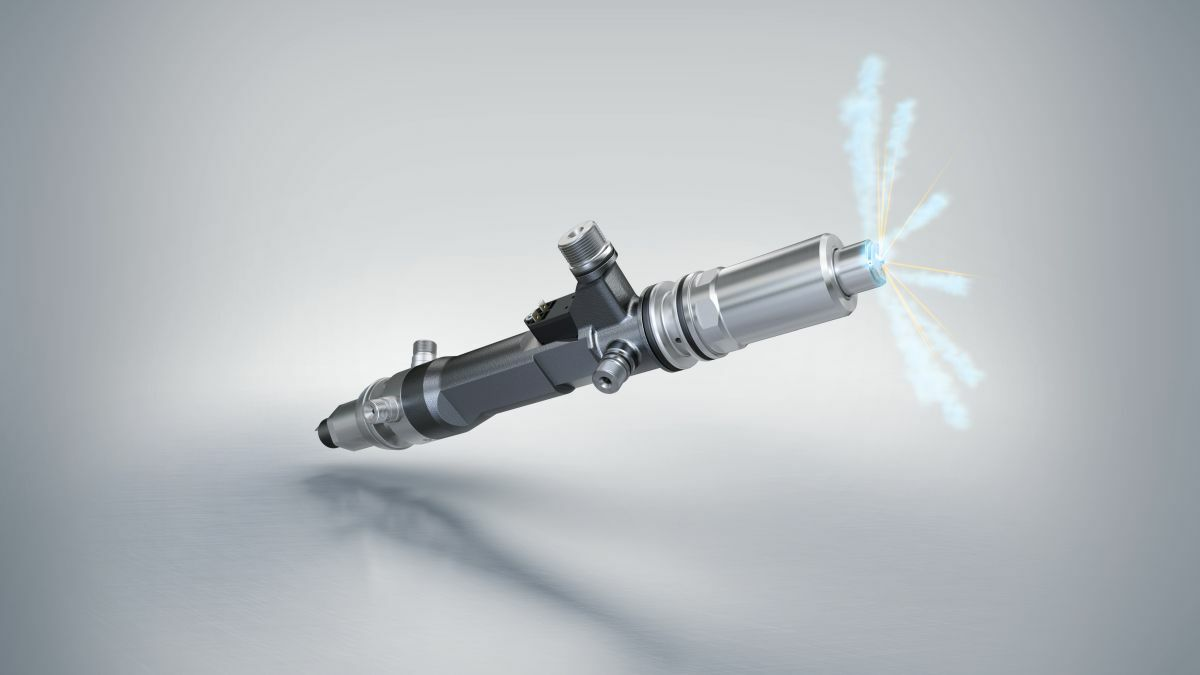 Fuel injectors hold the key to fewer emissions
