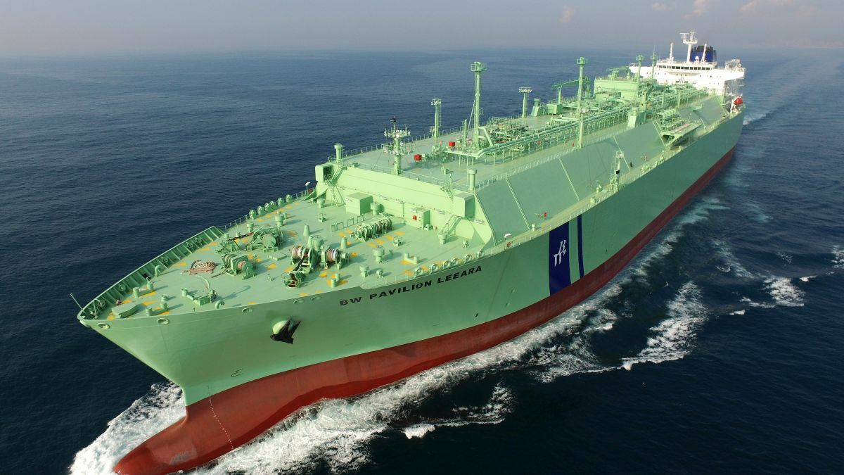 Covid crisis: catalyst to reimagining LNG shipping