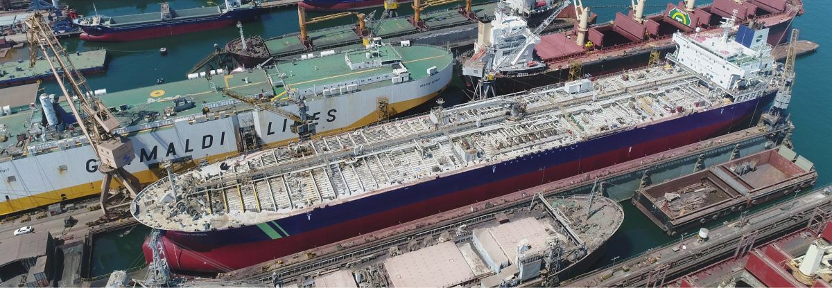 Gemak Group was not placed under lockdown and continues to service a prestigious client list of tanker operators