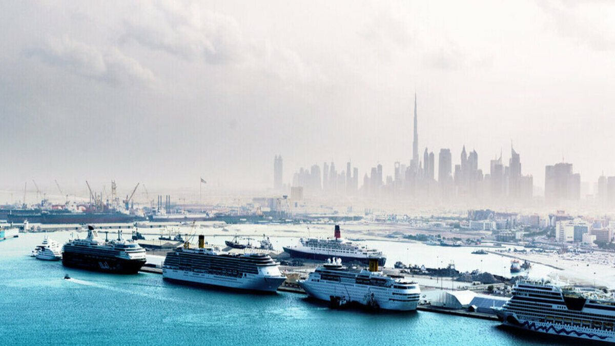 Dubai officials target resumption of cruises