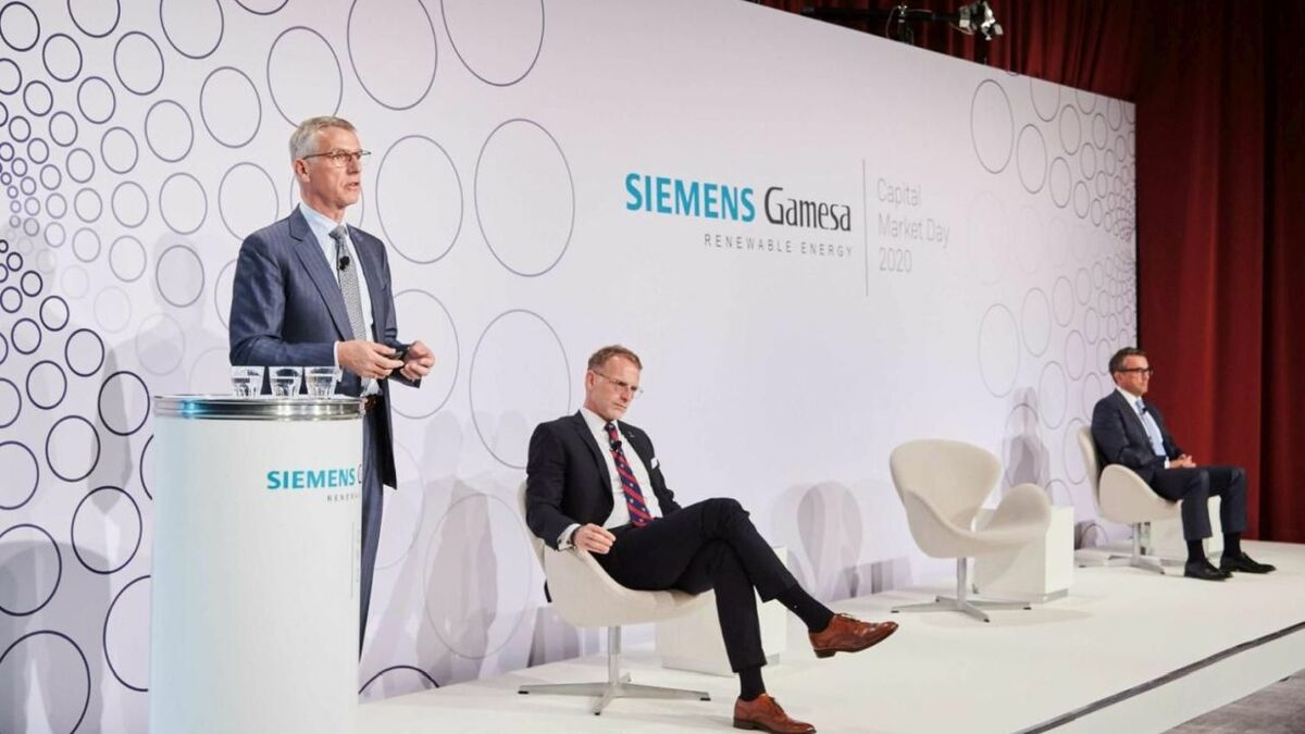 "Andreas Nauen (Siemens Gamesa): ""Strategy will unleash the full potential of the company"""