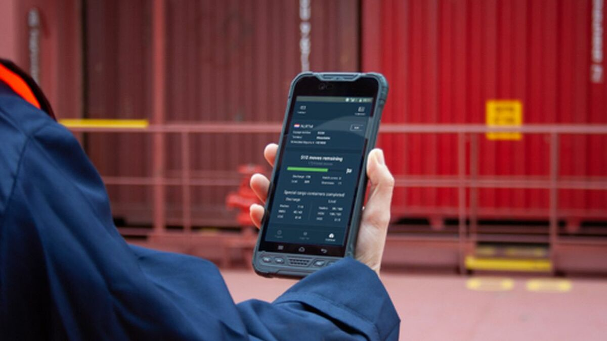 CargoMate enables Hapag Lloyd to monitor vessels and cargo (source: Intelligent Cargo Systems)