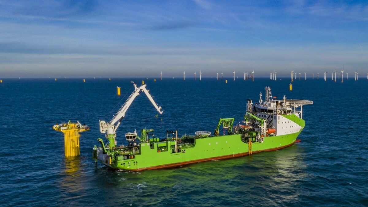 DEME/JDR win French floating wind contract