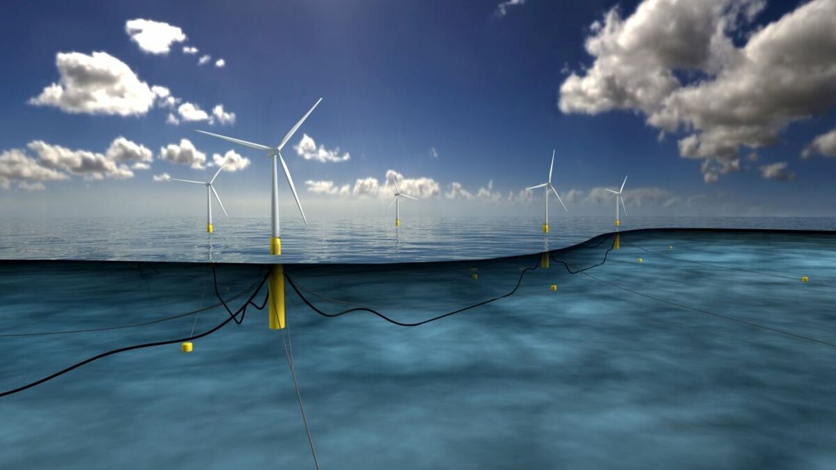 Floating wind is increasingly seen as a way to electrify offshore oil and gas platforms