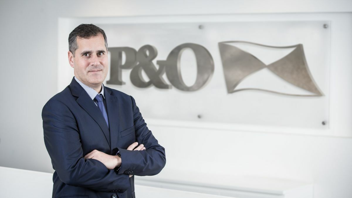 "Kris Vedat (P&O Maritime Logistics): ""Clients have great expectations for transparency"" (source: P&O Maritime Logistics)"