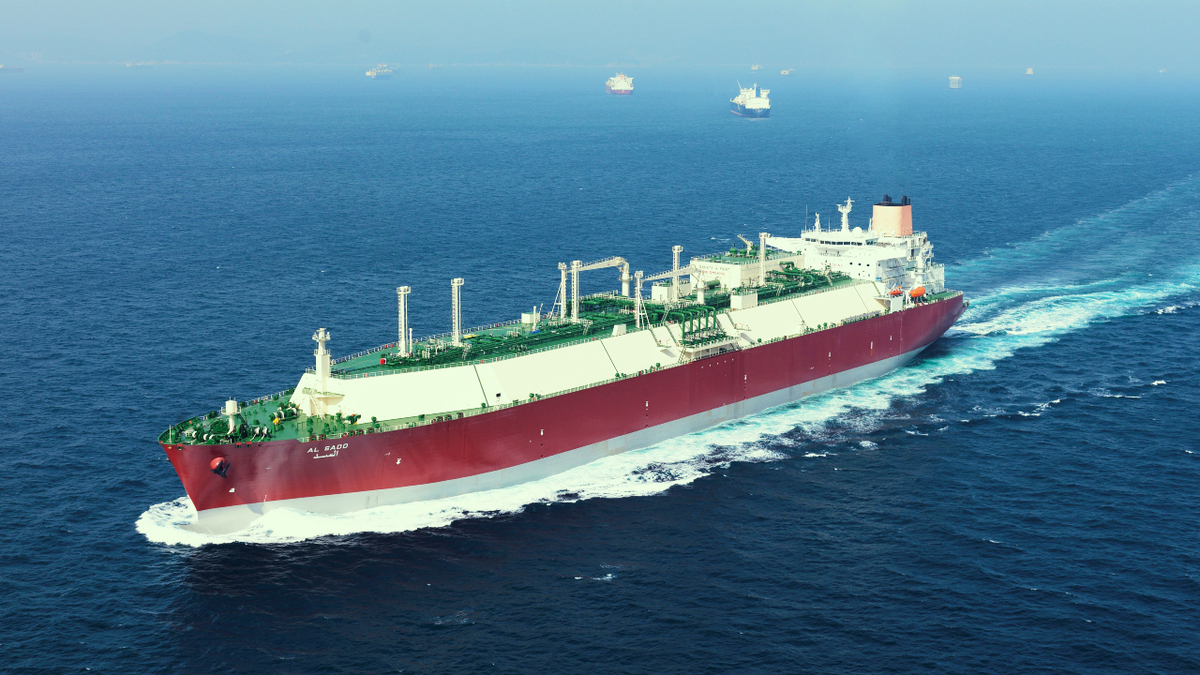 LNGC Al Sadd is the fifth of seven ships that will be transitioned this year to NSQL ship management (image: Nakilat)