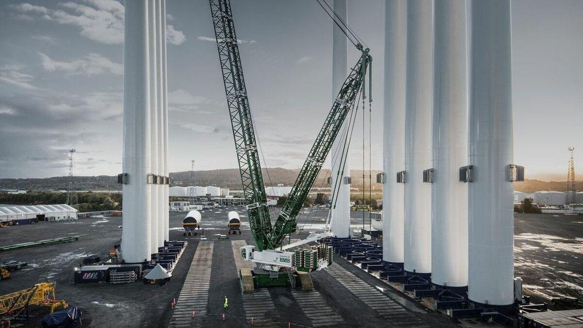 MHI Vestas inks tower supply agreement in Taiwan