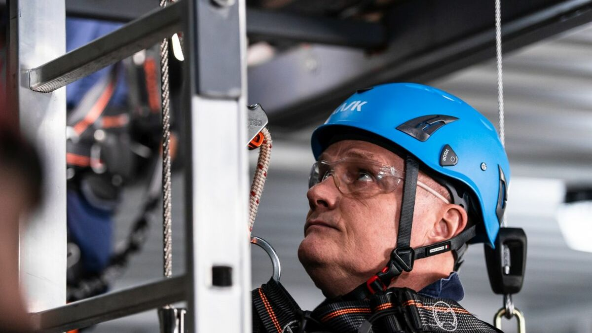 Maersk Training will establish skills development programmes at NOWI and GWO courses to be offered by Bristol Community College