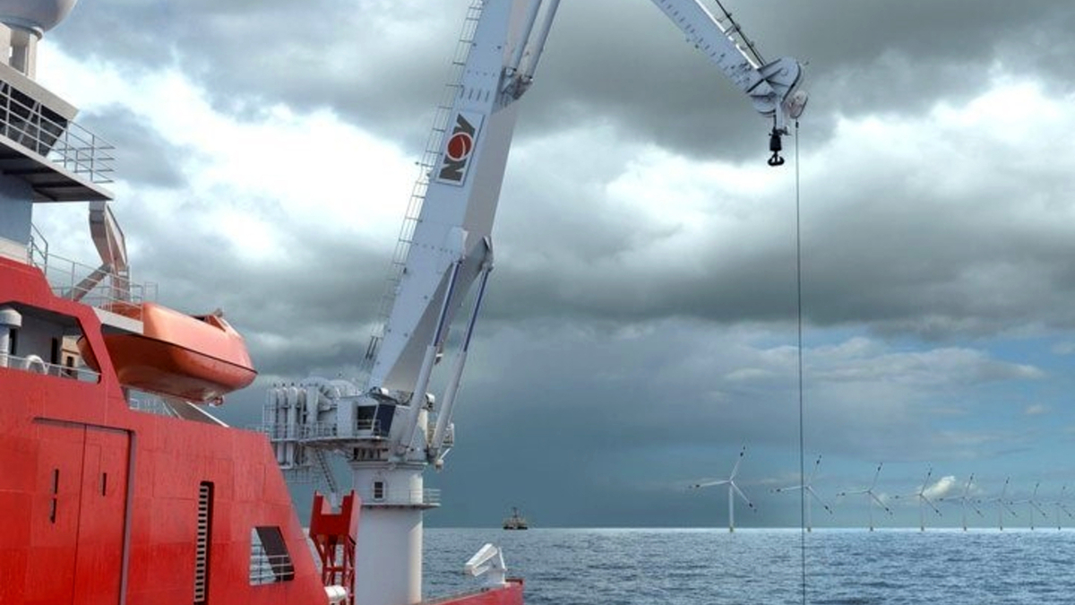 Weighing the benefits of fibre rope for offshore lifting operations