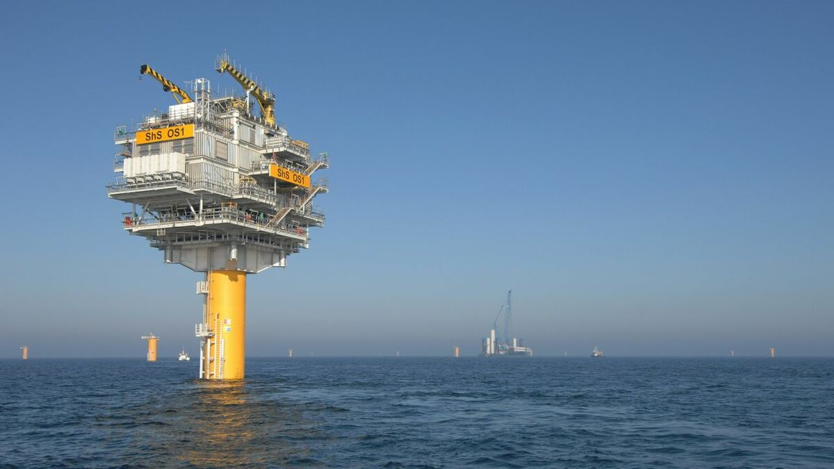 Extending Sheringham Shoal (shown here) and Dudgeon will add significant offshore wind capacity