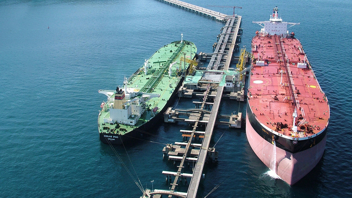 SIRE's aims are shifting to incorporate crew competence said Captain Wyn Price (AWP Marine Consultancy) (Image: OCIMF)