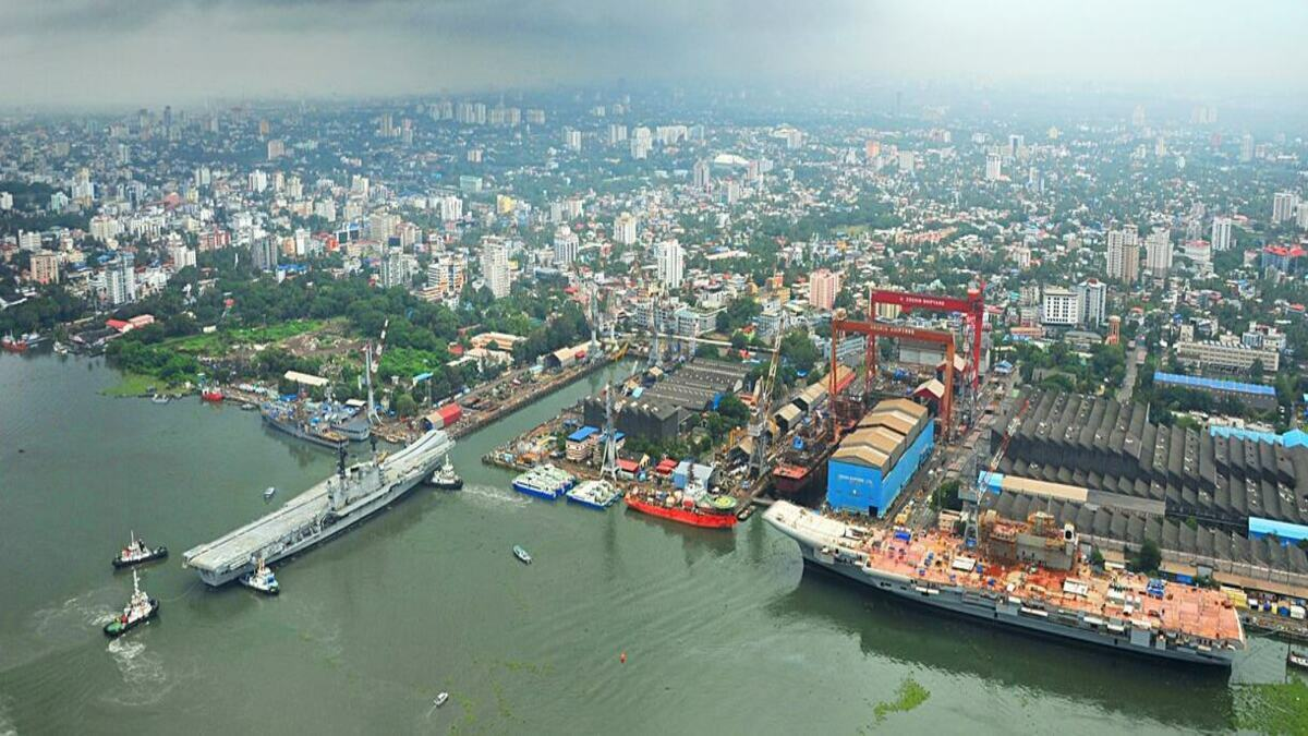 Going forward, major Indian ports will procure or charter tug boats which are made in India in accordance with a Ministry of Shipping order (Image: Cochin Shipyard)