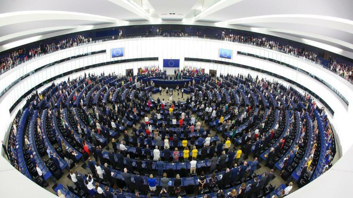 MEPs voted to include shipping in the EU ETS (Image: Europarl.Europa.eu)
