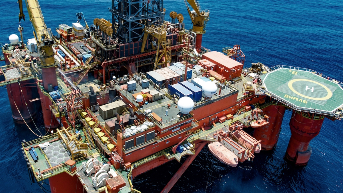 Totally rebuilt in 2008, Blackford Dolphin will go on contract in Mexico in October (Source: Dolphin Drilling)