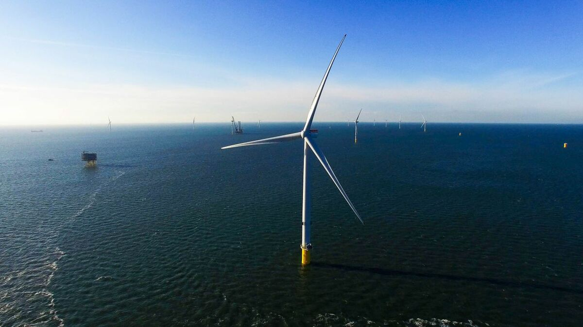 Future offshore wind capacity could enable the UK to develop a sustainable, low-cost green hydrogen industry