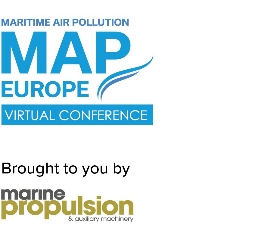 Maritime Air Pollution, Europe 2020