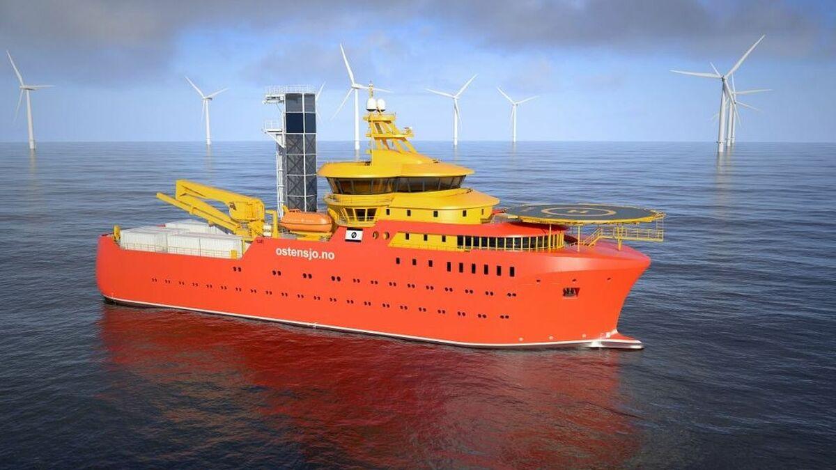 Edda Wind has four service operation vessels under construction