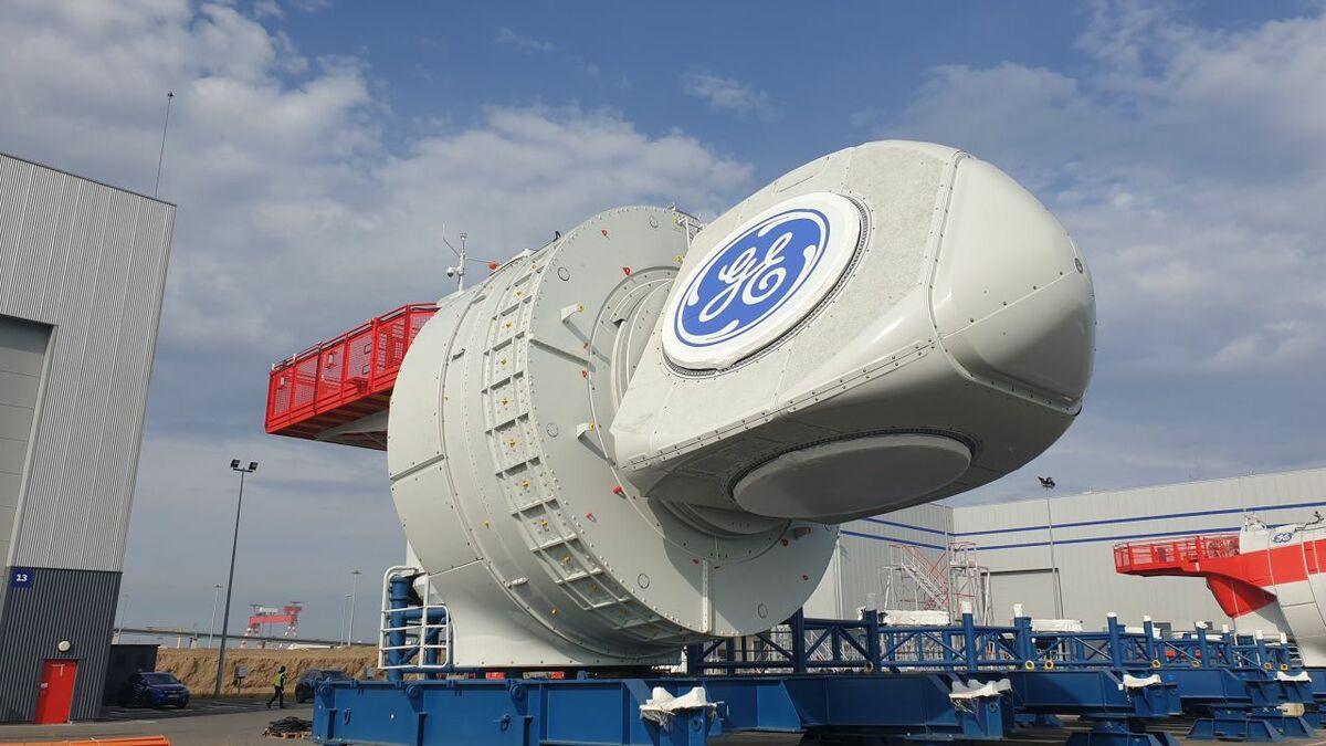 GE Renewable Energy is building 80 Haliade 150-6 MW turbines for the Saint-Nazaire offshore windfarm