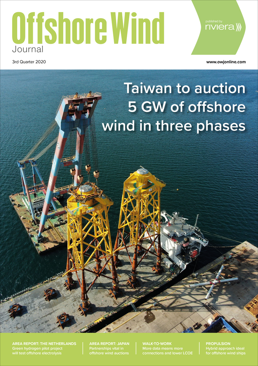 Offshore Wind Journal 3rd Quarter 2020