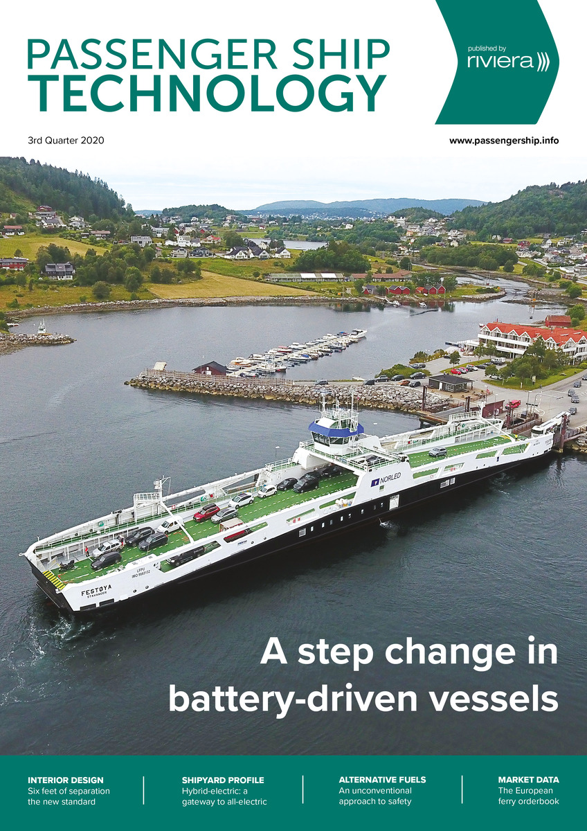 Passenger Ship Technology 3rd Quarter 2020