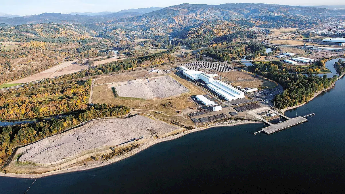 Washinton's port of Kalama will soon be home to a new methanol production facility (Image: Port authority of Kalama)