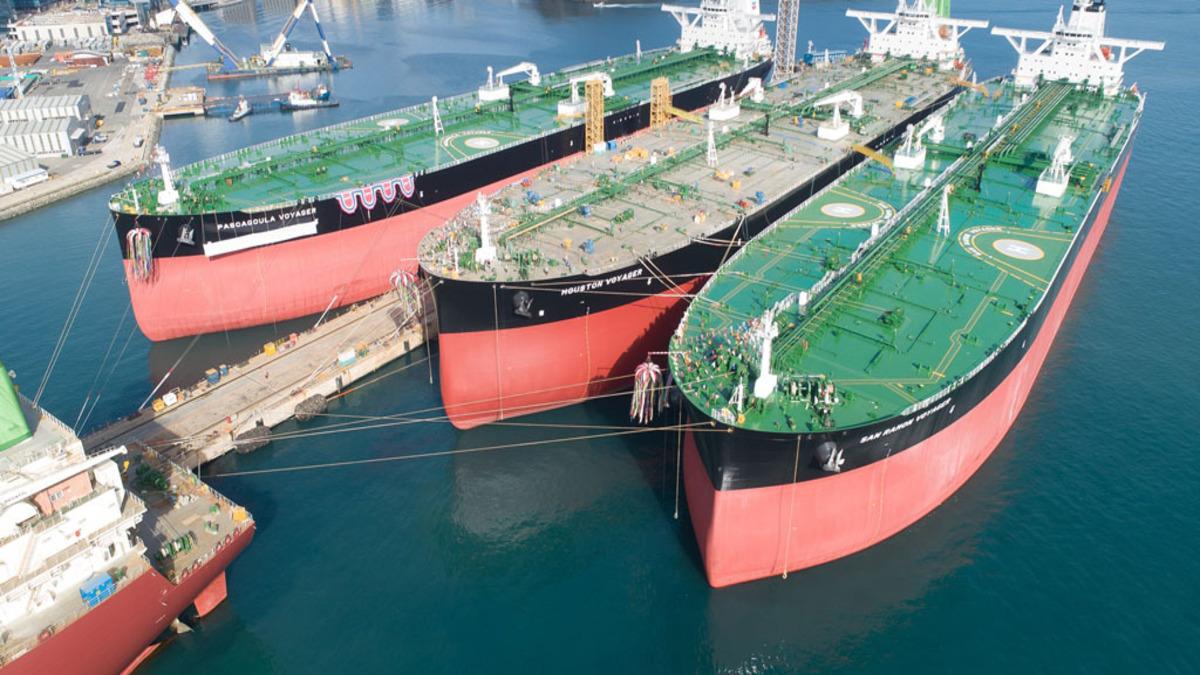 ABS has granted a Chevron vessel a smart notation (Image: Chevron Shipping Company)