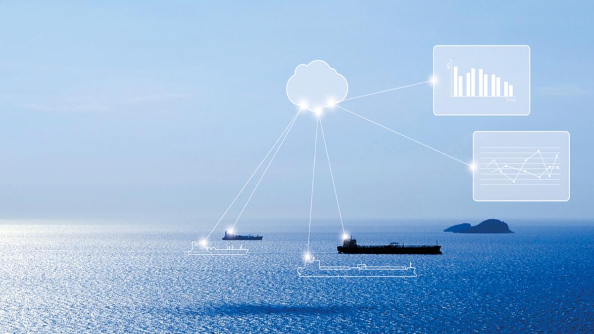 Hanseaticsoft's Cloud Fleet Manager received DNV GL certification (Image: DNV GL)
