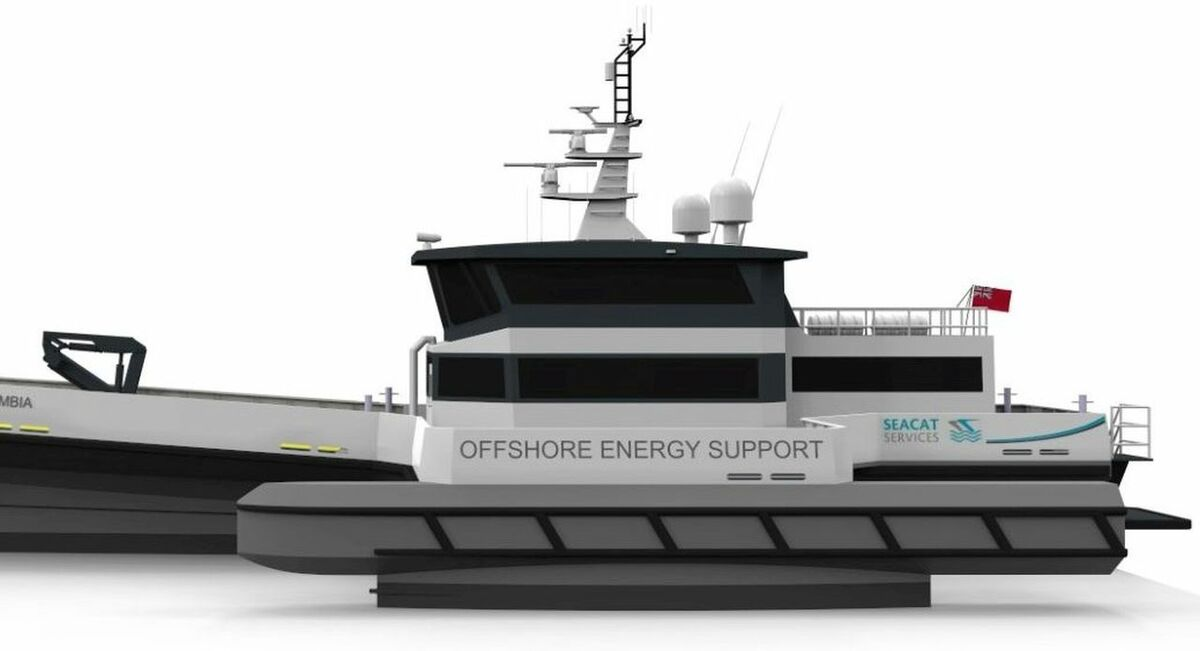 Seacat Services to acquire two BARTech 30 crew transfer vessels