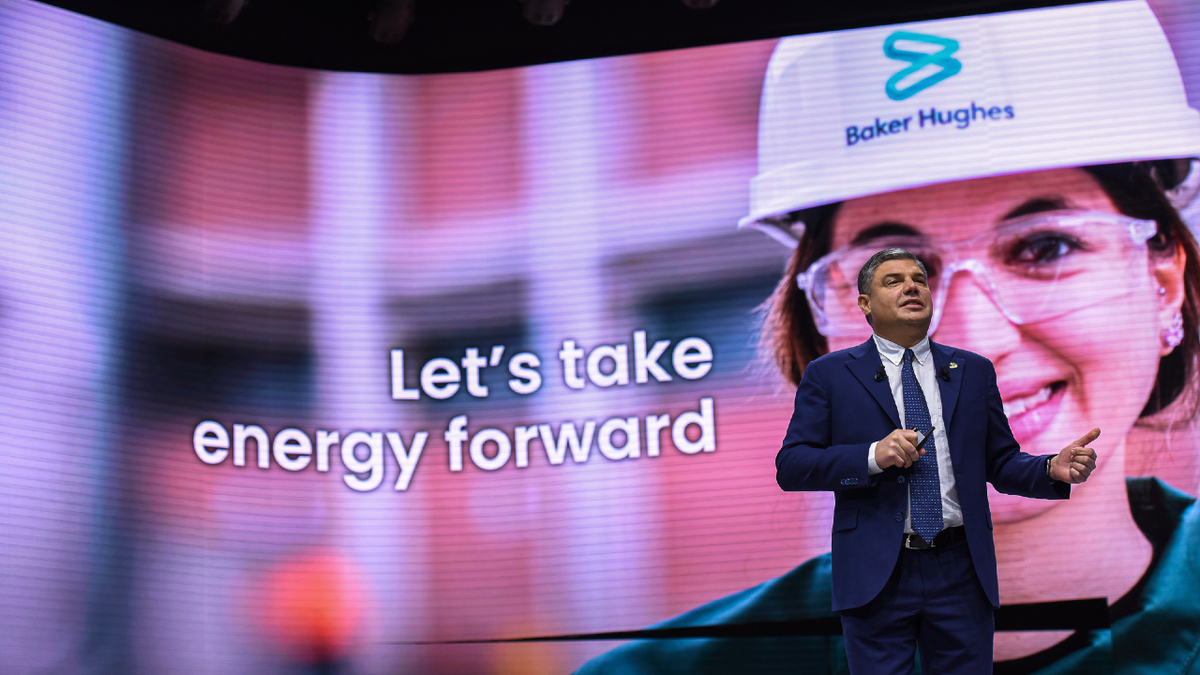 """Lorenzo Simonelli (Baker Hughes): """"The order builds upon more than two decades of turbomachinery collaboration between Baker Hughes, QP and Qatargas"""" (Source: Baker Hughes)"""