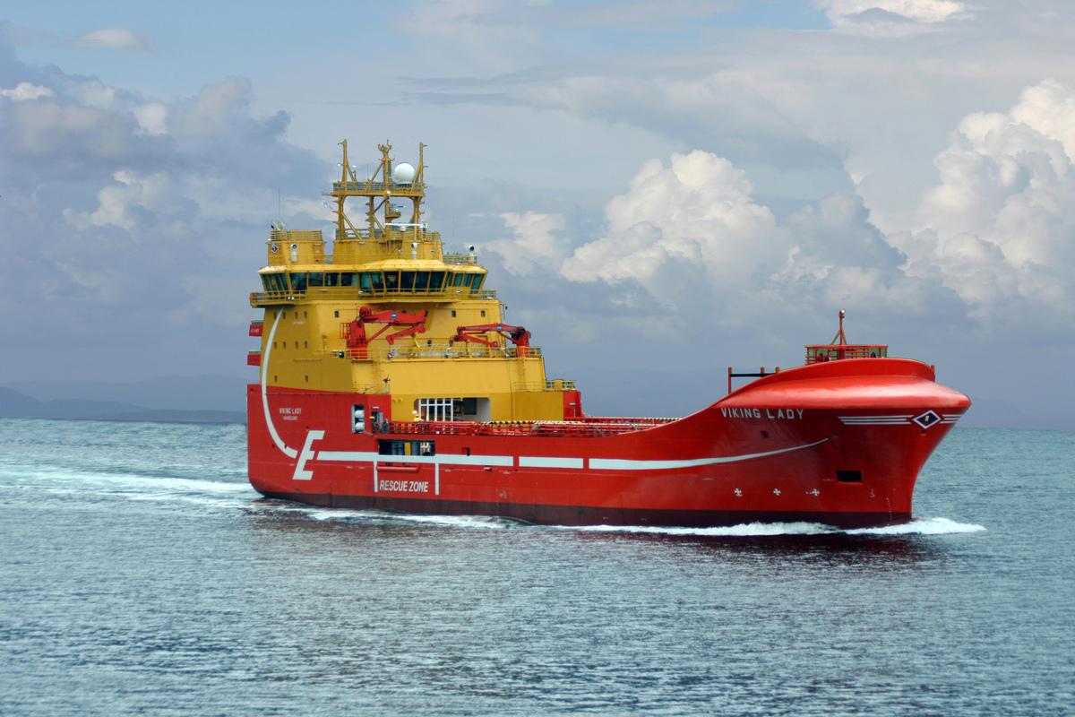 Viking Lady will see a battery upgrade (source: Eidesvik)