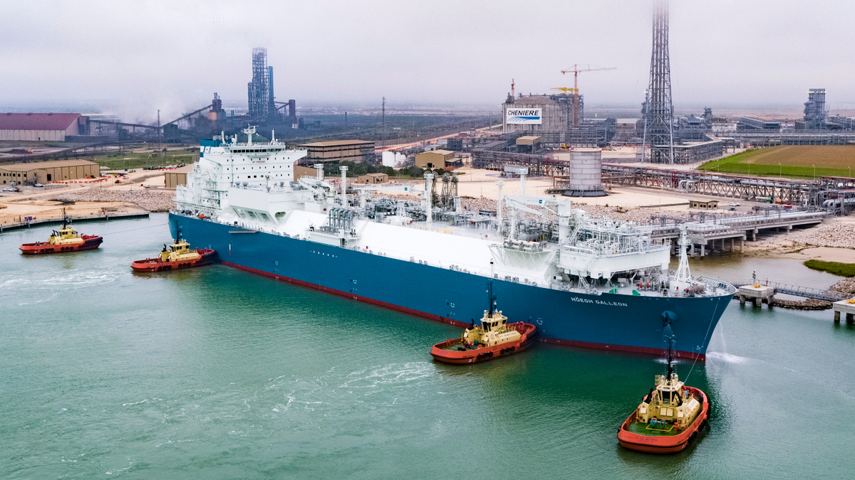 Cheniere delivered its 1,000th LNG cargo from Sabine Pass and Corpus Christi in January 2020 (Source: Business Wire)