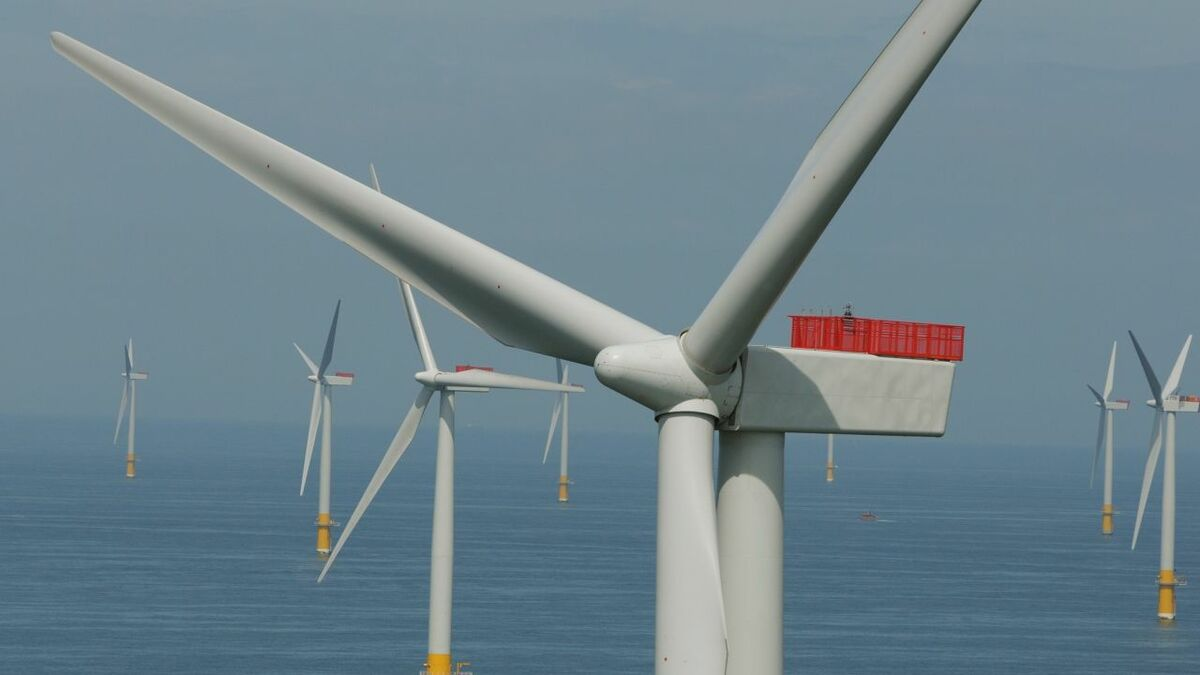The Greater Gabbard extension, to be known as North Falls, is one of six offshore wind projects to secure an AfL