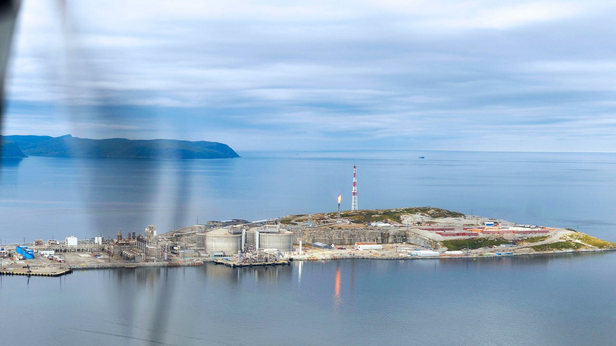 Fire controlled at Hammerfest LNG