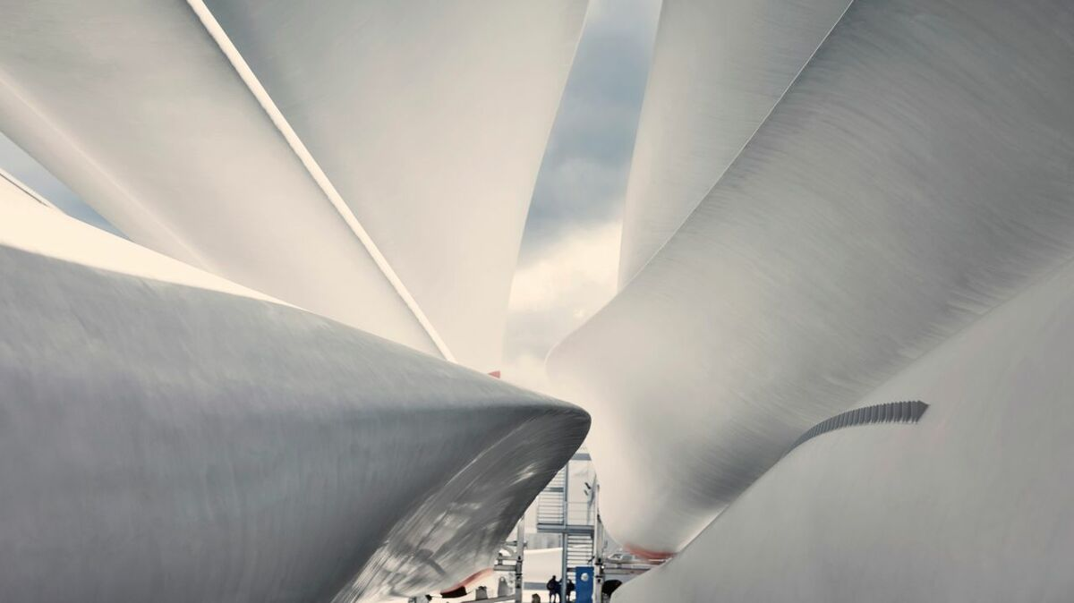 As turbines blades have grown in size and the wind energy industry has developed, so the need for fully recyclable blades has also grown