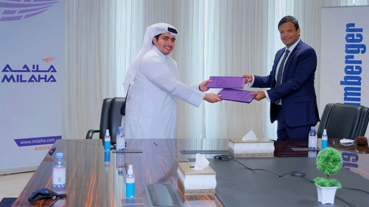Schlumberger, Milaha to jointly develop Qatari well stimulation vessel