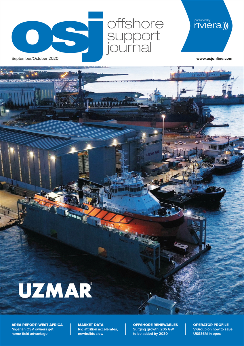 Offshore Support Journal September/October 2020
