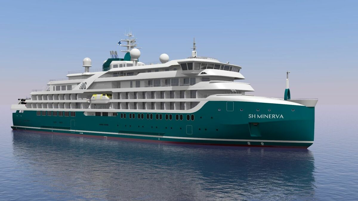 Swan Hellenic's new expedition cruise ship SH Minerva is due to commence operations in 2021