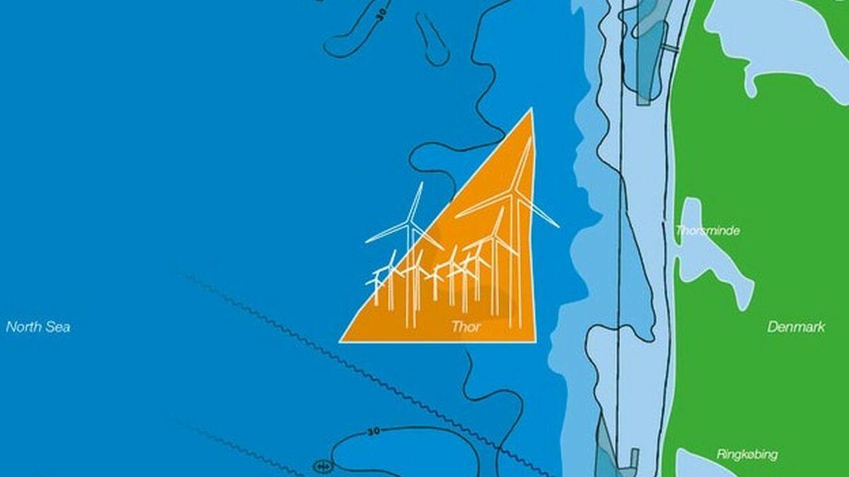 Danish Energy Agency publishes Thor tender details