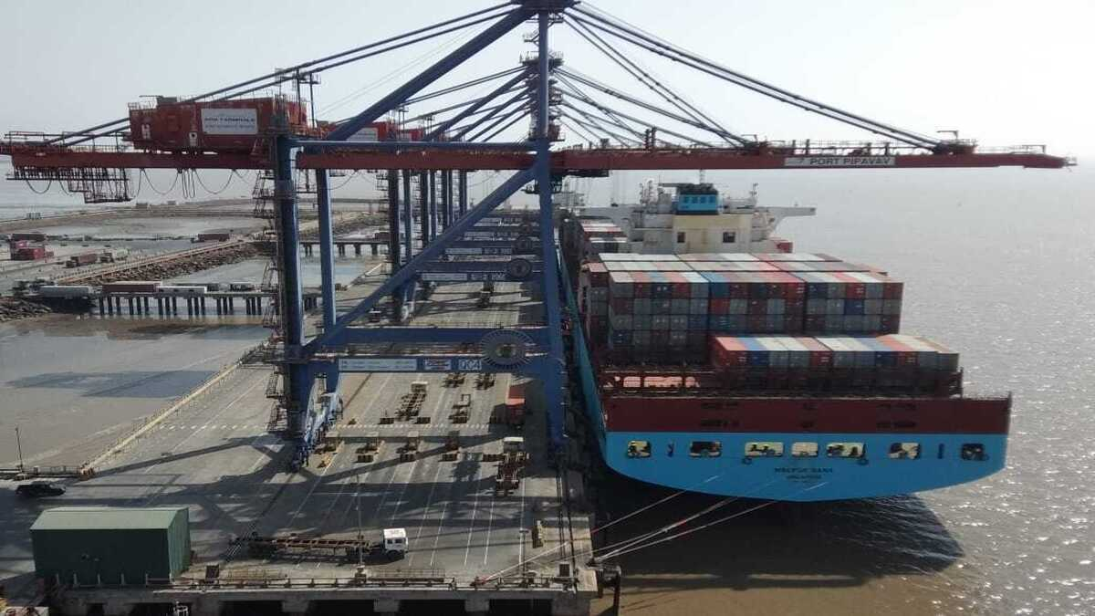 Port Pipavav will be able to handle 1.6M TEU after the expansion (Image: Port Pipavav)